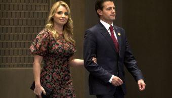 Peña Nieto No debí permitir esposa explicara casa blanca