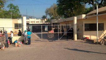 Trasladan de reos en Tamaulipas desata balacera en penal
