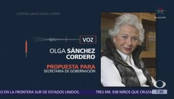 PGR no integró correctamente expediente contra Elba Esther, dice Sánchez Cordero