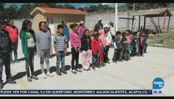 Piden Acceso Bachillerato Comunidad Rural Puebla