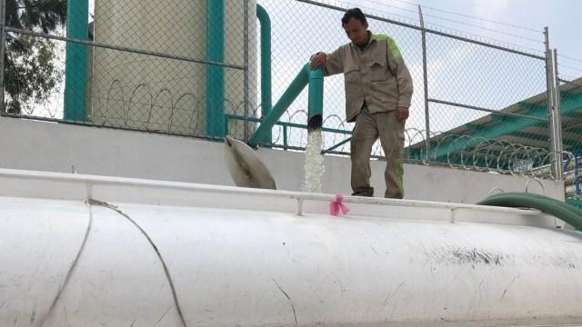 Reajustan tiempo de corte de agua en CDMX