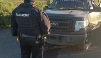 Policía Federal enfrenta delincuentes que usaban luces de emergencia para asaltar