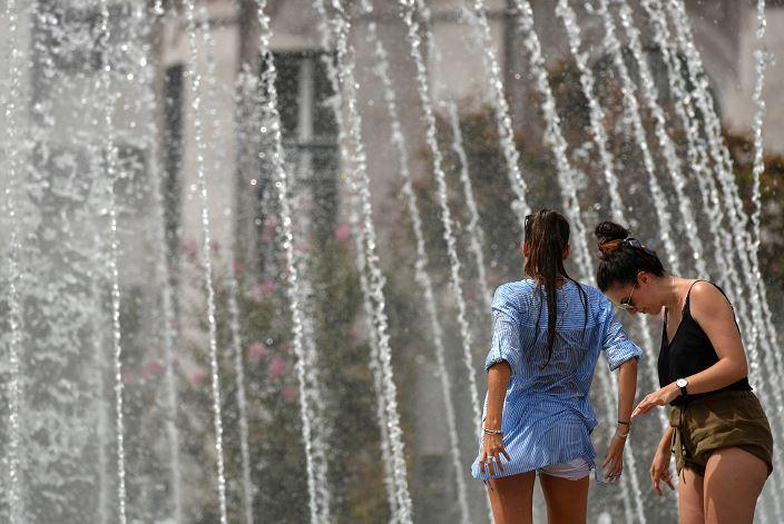 Portugal y España declaran alerta por calor extremo
