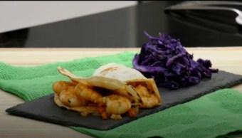Moqueca De Camarón Platillo Tradicional Brasil La Chef Verónica De La Piedra Preparar como preparar