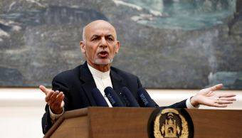Afganistán anuncia alto al fuego con talibanes por fiesta musulmana