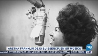Funeral Cantante Aretha Franklin Falleció El Jueves 76 Años Ciudad De Detroit