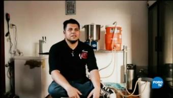 Producción Cerveza Artesanal México Sabor, Textura Aroma