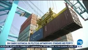 Próximo gobierno de México no será antimercado: S&P
