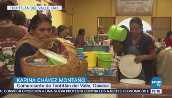 Pueblo Indígena Prohíbe Plástico Teotitlán Oaxaca