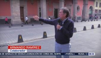 Recorra el mercado Abelardo L. Rodríguez