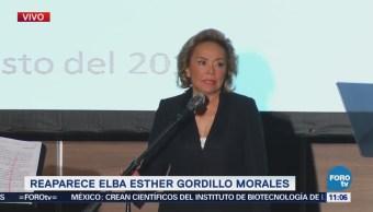 'Recupere la libertad y la reforma educativa se ha derrumbado', dice Elba Esther Gordillo