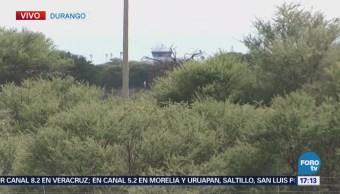 Remueven escombros de avión de Aeroméxico accidentado
