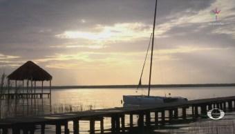 Restringen acceso a laguna de Cakanbakán, en Quintana Roo