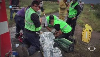 Revelan Llamadas 911 Accidente Aeroméxico Durango