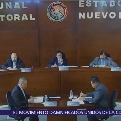 Revocan triunfos panistas en Nuevo León