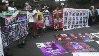 organizaciones sociales protestas ciudad juarez desparecidos