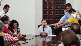 gobernador durango muerte novatada jose rosas