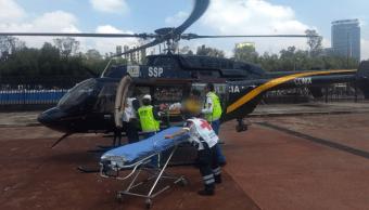 competidora maraton cdmx hospitalizada condores ssp