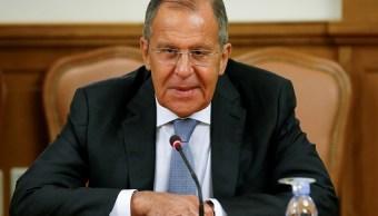 Lavrov: Absurdas acusaciones de EU a Rusia por caso Skripal