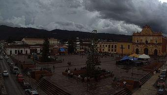 Onda tropical 31 provocará tormentas en Oaxaca y Chiapas