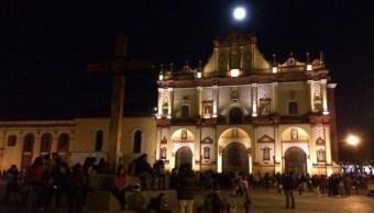 Intentan linchar a integrantes de 'Los Motonetos' en Chiapas