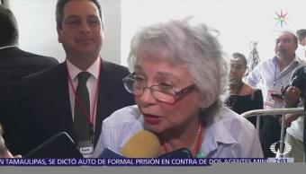 Sánchez Cordero reconoce voluntad de magistrados Austeridad