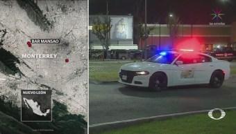 Se registra nueva ola de violencia en Monterrey