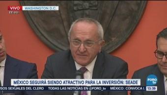 José Antonio Seade Kuri Negociador Comercial Tlcan Estados Unidos Estabilidad Económica Acuerdo Comercial Con Eu