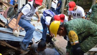 Sedena capacita jóvenes en Acapulco, Guerrero