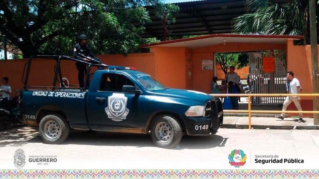 Estudiantes de Guerrero capacitados en prevención del delito