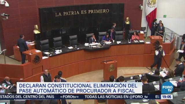 Senadores Destacan Importancia Fiscal Independiente México