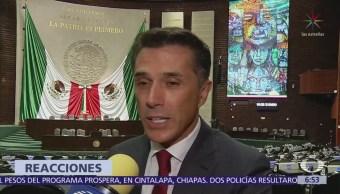 Sergio Mayer recibe críticas por quejarse de su salario como legislador