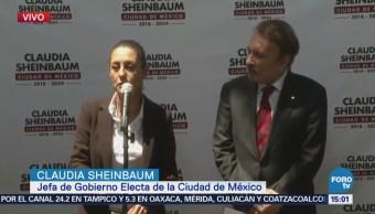 Sheinbaum anuncia la colaboración del IPN en proyectos