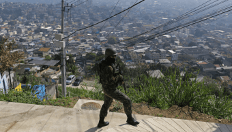 Río de Janeiro: Operativo en favelas deja cinco muertos