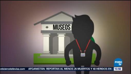 Temporada Vacacional Temporada Visitar Museos