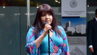 TEPJF confirma multa al PRI por calumniar a Nestora Salgado