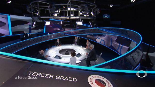 Tercer Grado: Transición de Gobierno y Elba Ester Gordillo