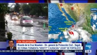 Puerto Morelos, Quintana Roo (Q. Roo), derrumbe,
