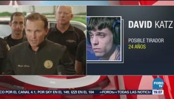 Tres muertos y 11 heridos deja tiroteo en Florida