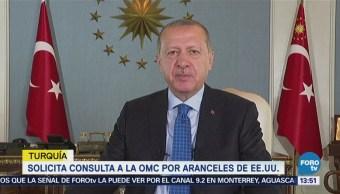 Turquía Solicita Consulta Omc Aranceles Eu