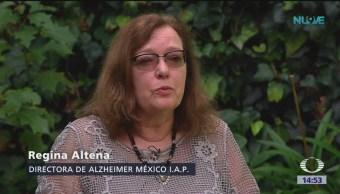 Un Millón Mexicanos Padece Alzheimer