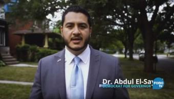 Un musulmán estadounidense busca una gubernatura