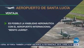 Ventajas y desventajas del Nuevo Aeropuerto Internacional de México