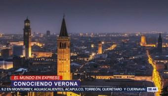 Verona, fundada durante la época romana