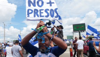 Vicepresidenta Nicaragua acusa golpistas 197 muertes