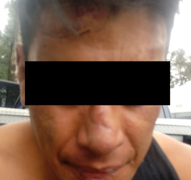 Violador de mujeres en Tláhuac, detenido por Policía Auxilia