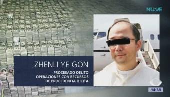 Zhenli Ye Gon será procesado operaciones recursos ilícitos