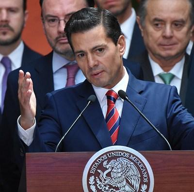 Avances logrados sientan bases para un mejor futuro: Peña Nieto