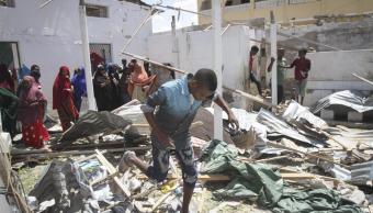 Ataque en Somalia deja al menos siete muertos