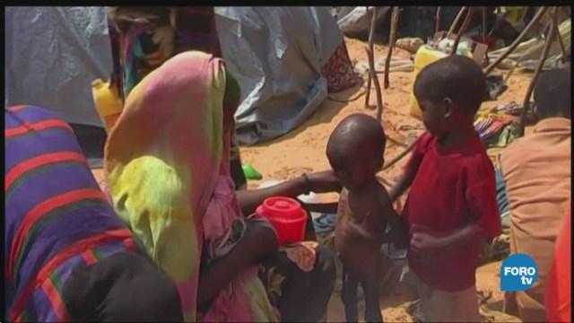 821 millones de personas padecen hambre en el mundo